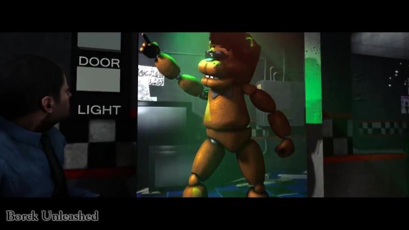 FNAF Animation - A Simple Night in Freddys