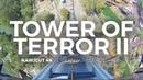 Tower of Terror 2 POV - Dreamworld, Gold Coast, Australia - Point of View 4K