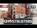Ghostbusters Firehouse Newly Restored 2019! FDNY Ladder 8 My Emotional Visit To The 9/11 Memorial