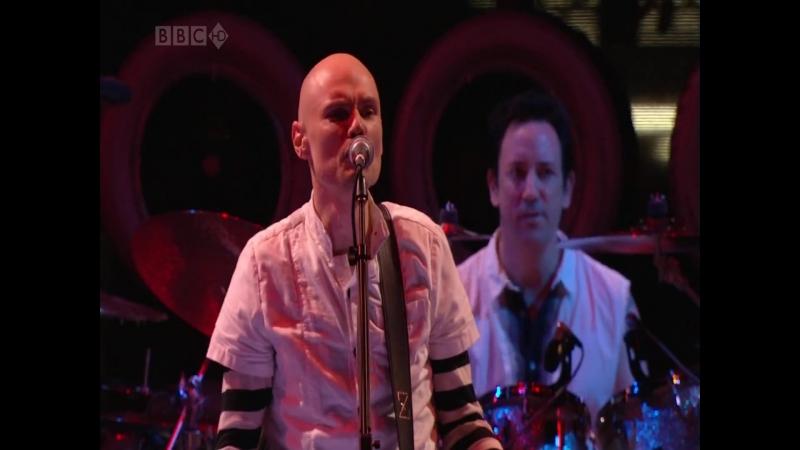 BBC HD Live Earth - Take4 H Music - Smashing Pumpkins