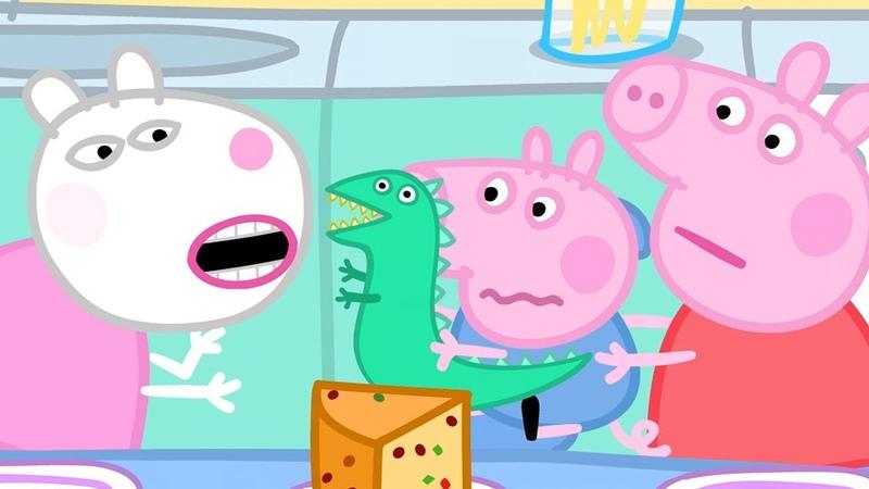 小猪佩奇 第二季 | 全集合集🦁️假想朋友 🦁️ 粉红猪小妹|Peppa Pig | 动画 小猪佩