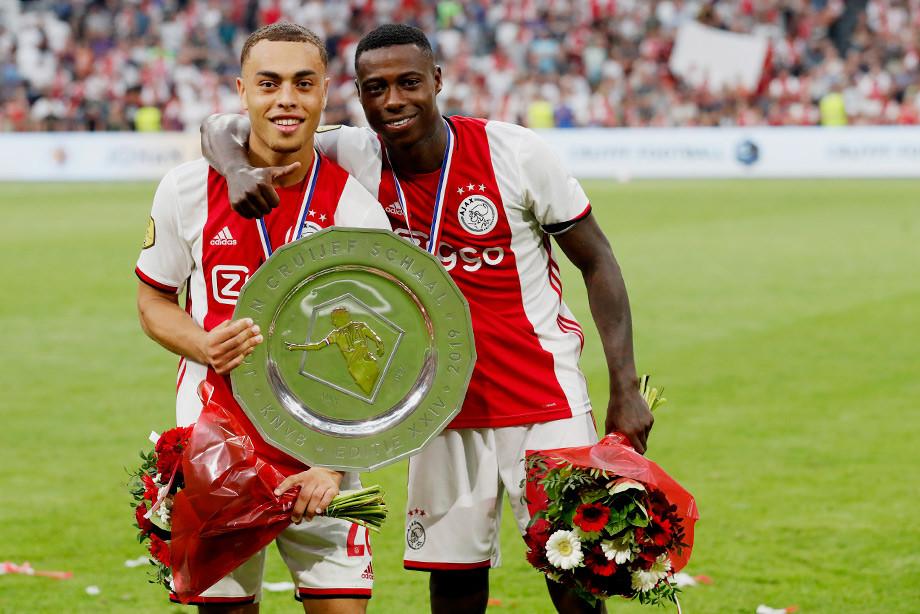 «Аякс» с Промесом обыграл ПСВ и выиграл Суперкубок Нидерландов (Видео)