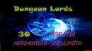 Dungeon Lords - =ПОВЕЛИТЕЛЬ СМЕРТИ= 30 - Квесты Небожителя - Звездочёта (прохождение на русском)