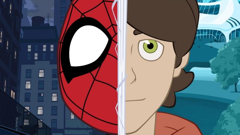Марвел Человек-паук (2017) 1 сезон 2 серия