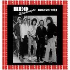 REO Speedwagon альбом Boston Garden, July 15th, 1981