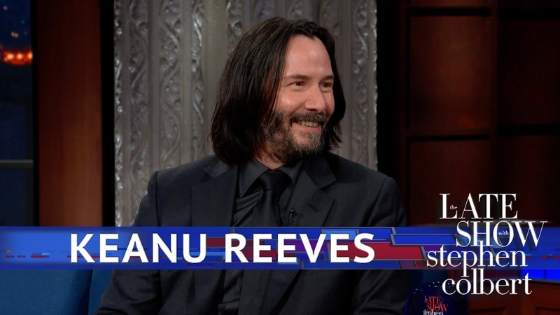 Keanu Reeves What Its Like To Fight On A Horse