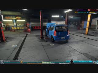 Все в школе, а я в гараже // Car Mechanic Simulator 2018