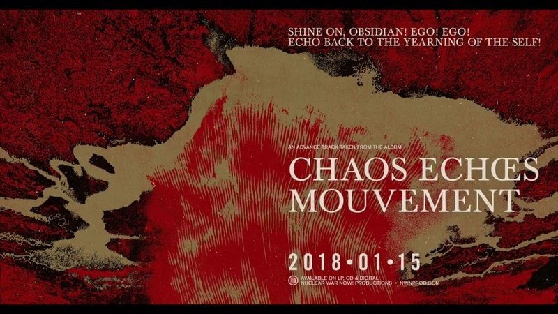 Chaos Echœs - Shine On, Obsidian! Ego! Ego! Echo Back To The Yearning Of The Self! (Official Audio)