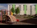 Жилой дом на Окской набережной «Зеленый берег LIFE» в г.Дзержинск
