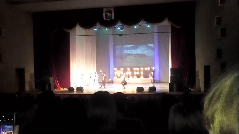 Фестиваль национальных культур МарГУ. Чечня