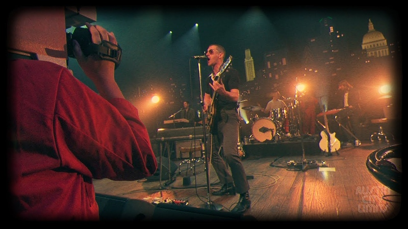 Behind the Scenes at Austin City Limits Arctic Monkeys
