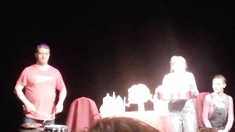 Серебряная свадьба (Театр Картонка), Оркестр маленьких жучков