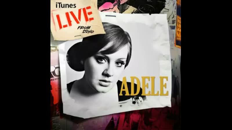 Adele - Fool That I Am (iTunes Live from SoHo)