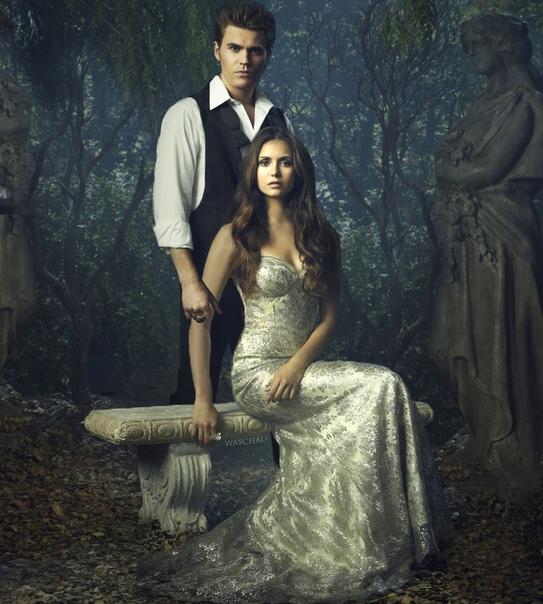 Елена и Стефан «Дневники Вампира» (20092017)