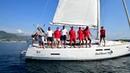 """Sail Band - яхтенная компания on Instagram: """"Традиционное купание победителей - яхта Amerigo, Которские Закранцы, шкипер Денис Аксенов! Заслуженн..."""