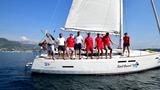 Sail Band - яхтенная компания on Instagram Традиционное купание победителей - яхта Amerigo,