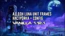 Luna Unit Frames Самый важный аддон для Хилера