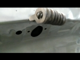 Ремонт сложной вмятины Chevrolet Lanos.mp4