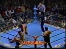 1993 12 03 Giant Baba Stan Hansen vs Big Bubba Steve Williams JIP