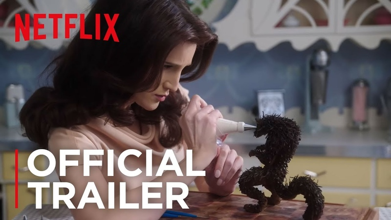 The Curious Creations of Christine McConnell   Official Trailer [HD]   Netflix