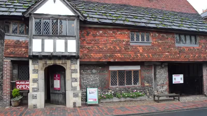Anne Of Cleves House - Exceptional Homes