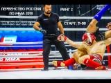 Союз ММА L!VE: Первенство России по ММА 2018. Ринг 2