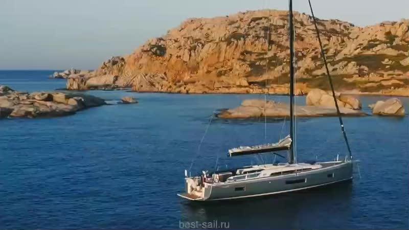 Круизы на парусных ⛵️ яхтах