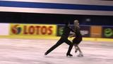 16 Noa BRUSER Timothy LUM (CAN) - ISU JGP Baltic Cup 2011 Junior Ice Dance Free Dance