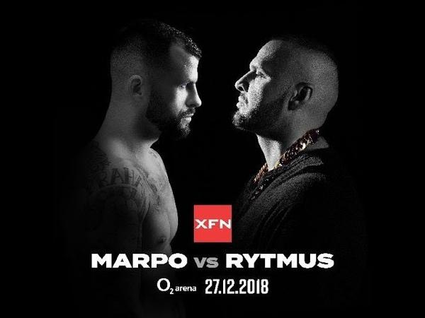 Rytmus vs Marpo XFN