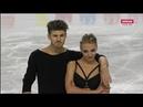 Александра Степанова Иван Букин Гран при Финал Танцы на льду Произвольный танец