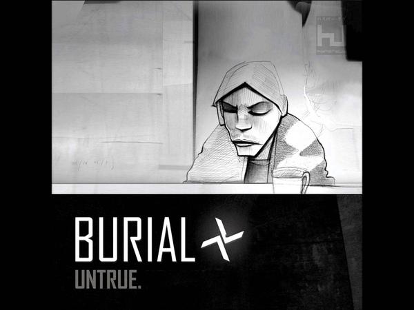 Burial - Ghost Hardware (Hyperdub 2007)
