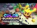 Review: Color Guardians (PlayStation 4, PS Vita PS3)
