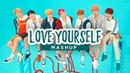 BTS (방탄소년단) - LOVE YOURSELF (28-SONG MASHUP)