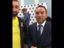 Антон Лунин становится обладателем двух Вип билетов на FIGHT NIGHTS GLOBAL 90