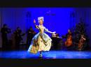 Новогодний бал барокко. И.С. Бах. Пять танцев из сюиты си-минор для флейты и струнных. Танец.