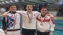 Серпуховичи завоевали 6 медалей на Кубке Европы