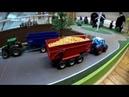 Siku Control Tractor ACTION R C Fendt John Deere Tractors at work