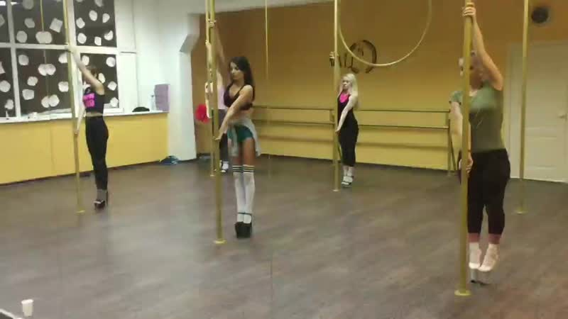 Pole Exotic Olimp Вт и чт 18:15