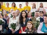 Putin Team и Виктория Дайнеко устроили праздник к Дню пожилого человека