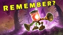 Hearthstone - Remember a Card Called Alarm-o-Bot?