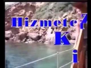 Hizmetçi Kız - Türk Filmi - Yerli Erotik - Şahin K. - Ali K. - Eda Y.