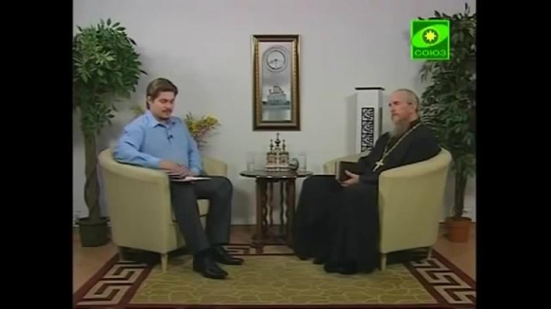 За это интервью священник Игорь Тарасов в запрете на 3 года, Указ №3436 от с 22..mp4