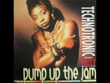Technotronic Feat. Felly Pump Up The Jam (Vocal Attack) Vinyl 1989