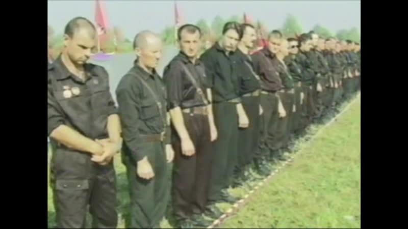 Праздник в Дивеево А П Баркашов №2 3 2002г