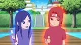История любви Итачи и его девушки Изуми Итачи и Шисуи против Анбу Корня