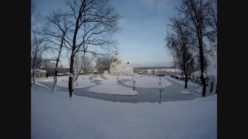 Спасо-преображенская церковь (1117г) владимирскаявишня