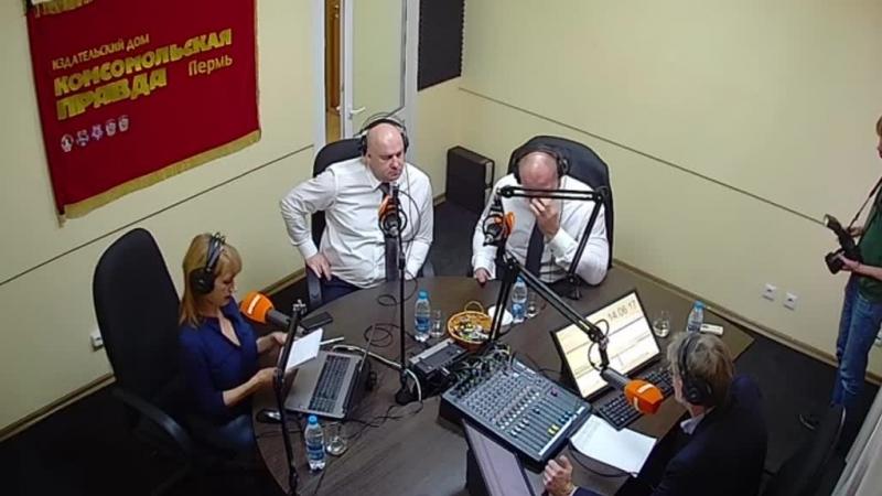 В эфире радио «КП»-Пермь» - эксклюзивное интервью с трехкратным победителем Олимпийских игр, Героем России Александром Карелиным