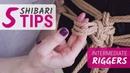5 Shibari Tips for Intermediate Riggers