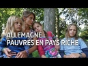 Allemagne : pauvres en pays riche   ARTE Reportage