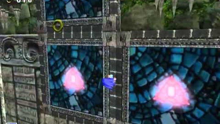 Прохождение игры Sonic Adventure DX от Йохана серия 11